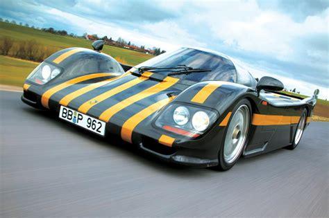 A-Z Supercars: Dauer Porsche 962 LM - Pictures | Evo