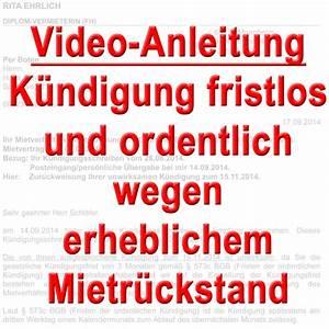 Vermieter Zahlt Kaution Nicht : video k ndigung mietvertrag durch vermieter fristlos ordentlich ~ Yasmunasinghe.com Haus und Dekorationen