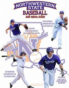ISSUU - 2015 Northwestern State Baseball Media Guide by ...