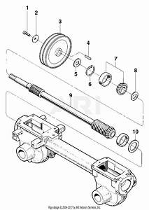 Troy Bilt 12210 6 5 Hp Super Bronco Parts Diagram For