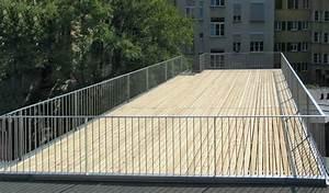 Dachterrasse Auf Flachdach Bauen : metall werk z rich ag dachterrasse zypressenstrasse ~ Frokenaadalensverden.com Haus und Dekorationen