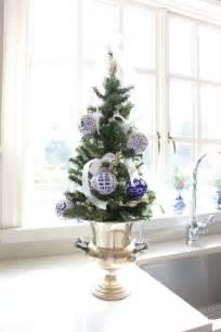 sapin blanc et bleu pour une d 233 co de no 235 l en esprit d hiver