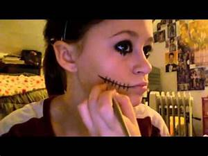 Knives and Pens Andy Sixx Makeup Tutorial - YouTube