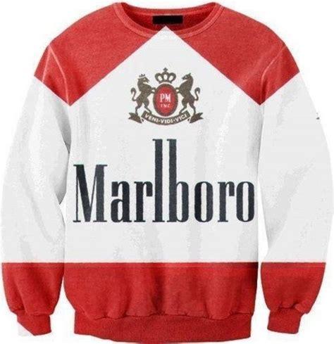 marlboro sweatshirt
