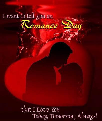 Tomorrow Today Always Romance 123greetings Ecard Customize