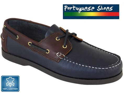 Best Value For Money Boat Shoes by Mens Leather Boat Shoe With Free Delivery