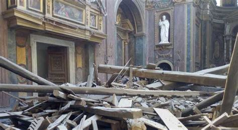 Chiesa Dei Ladari Roma by Crollo Chiesa A Roma Aperta Inchiesta Per Disastro Colposo