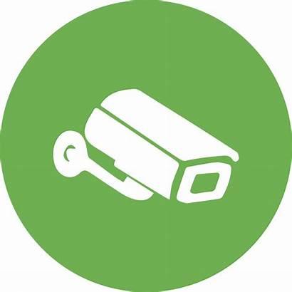 Security Camera Icon Cameras Surveillance Cctv Safety