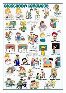 03 Classroom Language - Sec. MR English   education ...