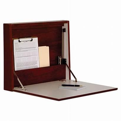 Desk Wall Mounted Wooden Computer Workstation Desks