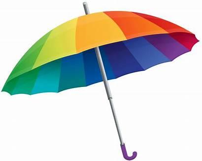 Umbrella Rainbow Clipart Fall Transparent Yopriceville Previous
