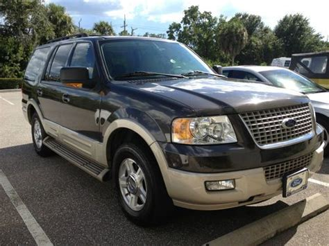 buy car manuals 2006 ford expedition electronic toll collection find used excellent condition 2006 ford expedition eddie bauer sport utility 4 door 5 4l in