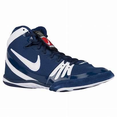 Nike Freek Wrestling Shoes Navy Mens Eastbay