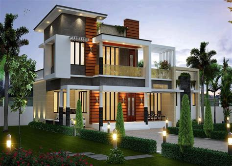 2 Storey Home Interior Design : 2 Storey Modern House Designs In The Philippines