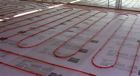 Water Radiant Floors by The Advantages Of Radiant Floor Heating