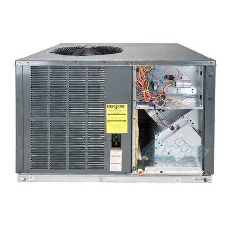 alpine home air goodman gpc1336m41 3 ton 13 seer self contained packaged