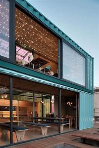 Container Home Architect Container Architecture On