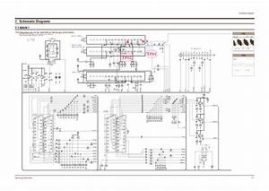 Samsung Sp 43h3ht 08 Schematic Diagram Pdf Diagramas De Tv Proyeccion