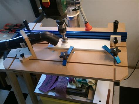 plans drill press table  woodworking