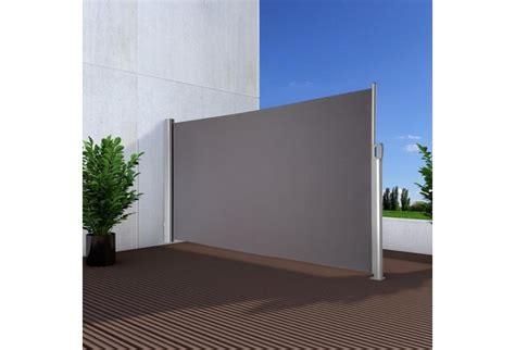 Seitenmarkise 180 X 350 by Noor Seitenmarkise Exklusiv 180x350 Cm Anthrazit Hertie De