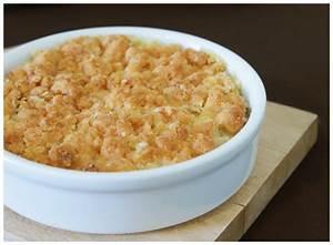 Crumble Salé Parmesan : crumble de courgettes au ch vre cooking nadoo a point ~ Nature-et-papiers.com Idées de Décoration