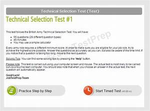 Technical Selection Test  Tst  Sample Questions