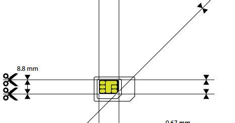planet  tech instructions  cutting template  nano sim