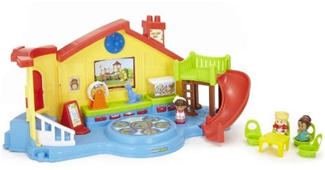 preschool playsets fisher price place musical preschool playset 929