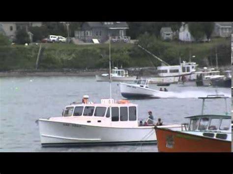 Foolish Pleasure Fishing Boat Captain Lost Arm by Lobster Boat Races 2013 Doovi