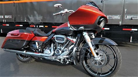 Review Harley Davidson Cvo Road Glide by 2018 Cvo Road Glide Harley Davidson Fltrxse Detailed