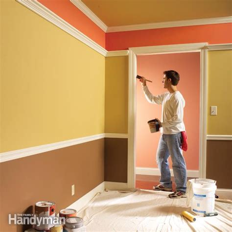 home interior painting tips 10 tips for a paint the family handyman