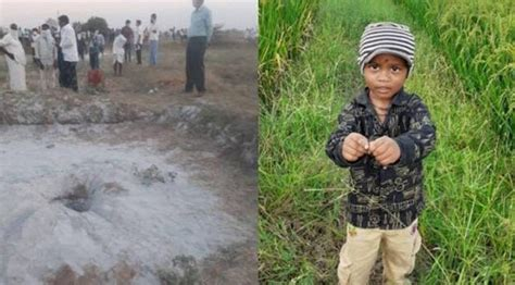 Operation to rescue child from borewell in Telangana fails ...