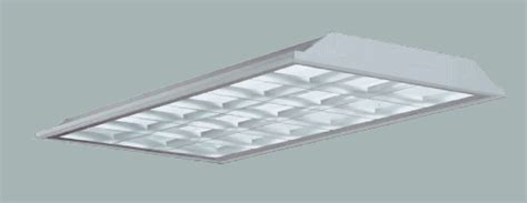 shallow parabolic 2x4 t5 grid light fixtures 2x4 t5