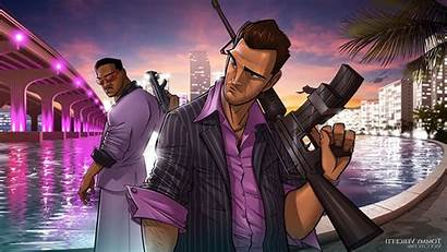 Vice Tommy Vercetti Pc Gaming Lance Theft