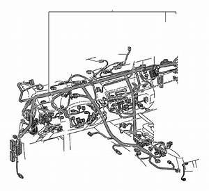 Lexus Gs 350 Wire  Instrument Panel  No  2  Engine  Room