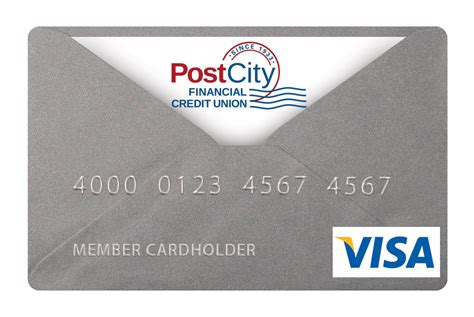 That's the address you provided on your application, unless you've since moved and updated your information. Platinum Visa Credit Card - PostCity Financial Credit Union