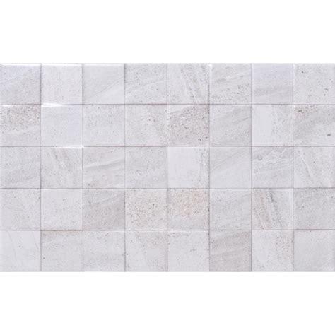 Fiji Stone White Decor Wall Tile Rm9198  Ceramic Planet