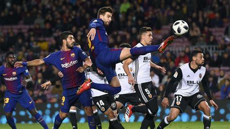 FC Valencia vs. FC Barcelona im LIVESTREAM bei DAZN | Goal.com