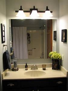 Redecorate bathroom on a budget on a small budget my for Redecorating bathroom ideas on a budget