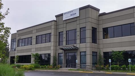 Spacex Redmond Office by June Opening Of Spacex Office Launches New Era Of Space
