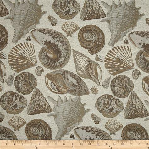 Nautical Upholstery by Golding Sanibel Nautical Upholstery Jacquard Driftwood