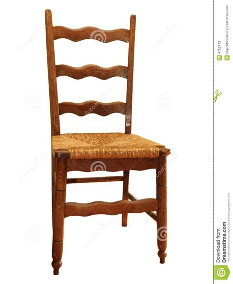 wooden kitchen chairs antique kitchen chair stock photo image of backrest