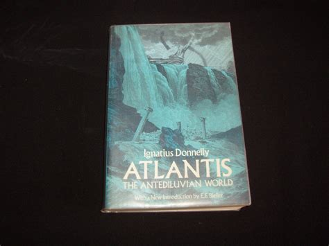 Atlantisthe Antediluvian Worldignatius Donnelly