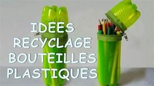 Comment Reconnaitre Plastique Abs : id es de recyclage avec des bouteilles en plastique youtube ~ Nature-et-papiers.com Idées de Décoration