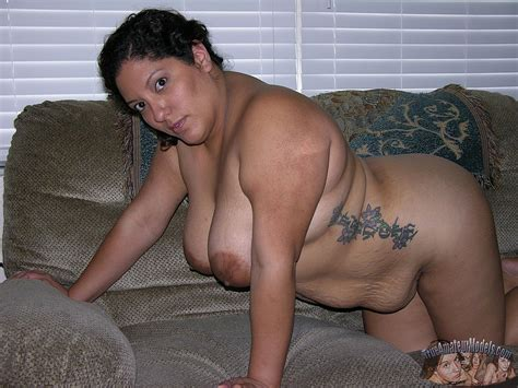 Big Breasted Latina Bbw Modeling Nude At Homemade Amateur