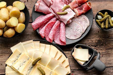 cuisine du poisson recette la raclette cuisine et vins de