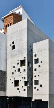 Photo Of Residential Buildings Architecture Ideas by Best 25 Concrete Facade Ideas On Facades