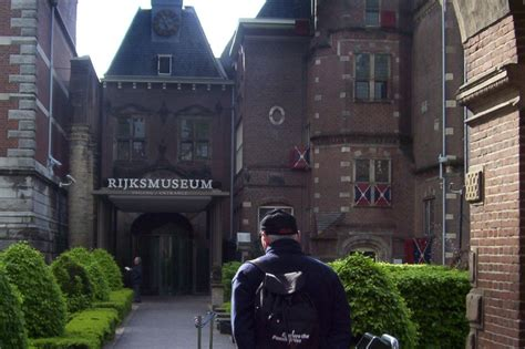 Amsterdam Museum Famous by Rijksmuseum The Netherlands Most Famous Museum