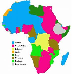 Scramble for Africa - New World Encyclopedia