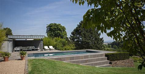 Pool Am Hang by Landschaftsarchitekten Garten Mit Pool Am Hang